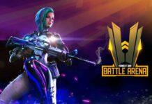 Garena Free Fire Battle Arena