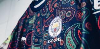 man city esports kit