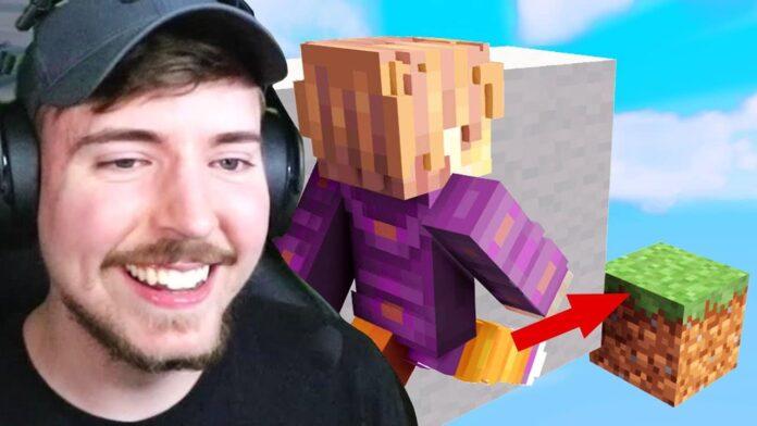 Mr Beast Minecraft