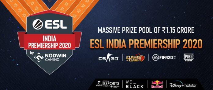 ESL India Premiership Summer Season Grand Finals