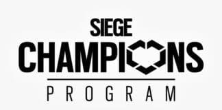 rainbow six siege champions program