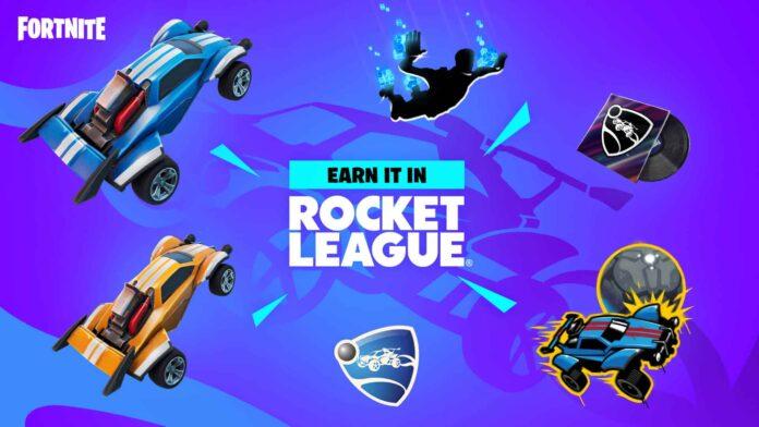 Fortnite - Rocket League
