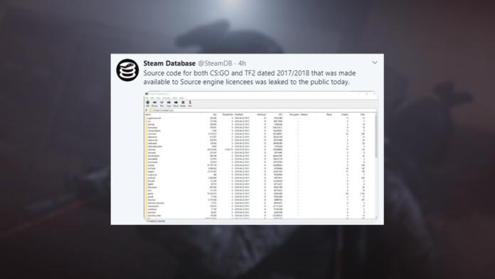 Source Code Leak