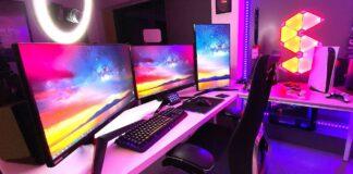 spratt gaming setup
