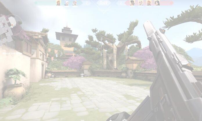 valorant white screen